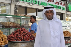 an Emirati customer
