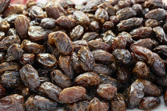 Saudi dates - always the biggest, best and most expensive